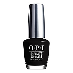 OPI - 'Infinite Shine- We're in the Black' nail polish 15ml