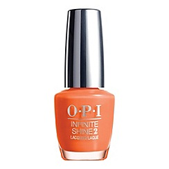 OPI - 'Infinite Shine- Endurance Race to the Finish' nail polish 15ml