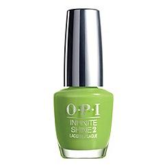 OPI - 'Infinite Shine- To the Finish Lime' nail polish 15ml