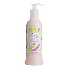 OPI - 'Avojuice Ginger Lily Juicie' hand cream 250ml