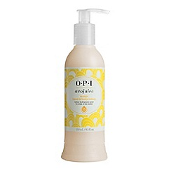 OPI - 'Avojuice Mango Juicie' hand cream 250ml