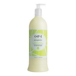 OPI - 'Avojuice Coconut Melon Juicie' hand cream 250ml