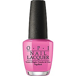 OPI - Fiji collection nail lacquer - Two timing the zones 15ml