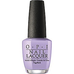 OPI - Fiji collection nail lacquer - Polly want a lacquer 15ml