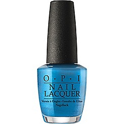 OPI - Fiji collection nail lacquer - Do you sea what I sea 15ml