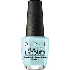 OPI - Fiji collection nail lacquer - Suzi without a paddle 15ml