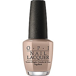 OPI - Fiji collection nail lacquer - Coconuts over OPI 15ml