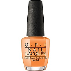 OPI - Fiji collection nail lacquer - No tan lines 15ml