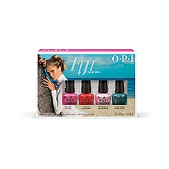 OPI - 'Fiji collection' mini pack of 4 nail lacquer