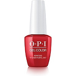 OPI - Adam Said 'It's New Year's, Eve' gel lacquer 15ml