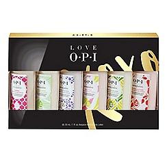 OPI - 'Avojuice' 6 mini lotions gift set