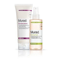 Murad - Refreshing Cleanser and Hydrating Toner Duo