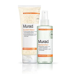 Murad - Essential-c cleanser and essential-c toner