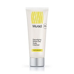 Murad - 'Detoxifying White Clay' body cleanser 200ml