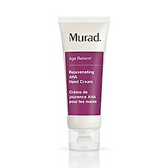 Murad - 'Youth Builder' rejuvenating AHA hand cream 75ml