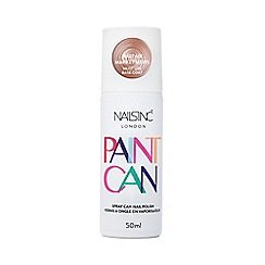 Nails Inc. - 'Mayfair Market' PAINT CAN spray on polish 50ml