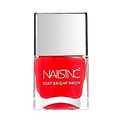 Nails Inc. - 'Stay Bright - Great Eastern Street' neon nail polish