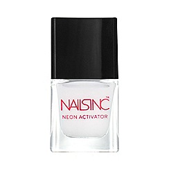 Nails Inc. - 'Neon Activator- White Base' nail polish