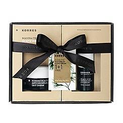 Korres - Black Pine 1+1 Anti-Wrinkle and Firming Set