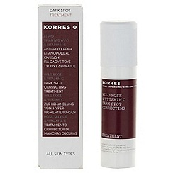 Korres - Wild Rose & Vitamin C Dark Spot Correcting Treatment 30ml