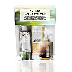 Korres - Hand & Body Treats