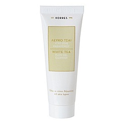 Korres - White Tea Gel Cleanser 16ml