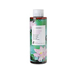 Korres - 'Water Lily' shower gel 250ml