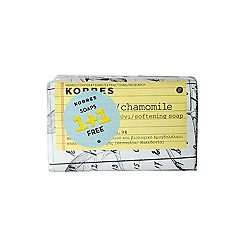 Korres - Chamomile Soap and Milk Soap