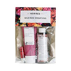 Korres - Wild Rose Sensations gift set
