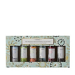 Korres - 'Korres Greatest Little Shower gel' collection of six Christmas gift set