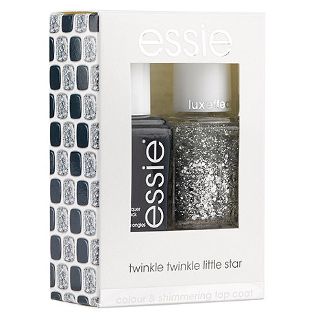 Essie - Nail Polish Lux Duo Set In Stones