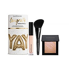 bareMinerals - 'Glow On™' 3-Piece celebratory gift set