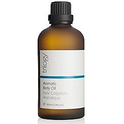 Trilogy - Aromatic Body Oil 100ml
