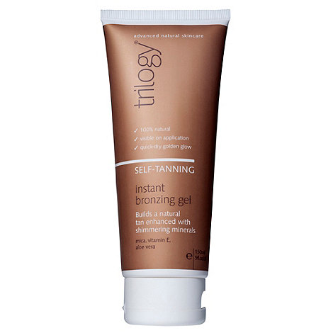 Trilogy - Instant Bronzing Gel 150ml