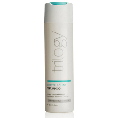 Trilogy - Refresh & Shine Shampoo 250ml