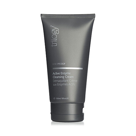 Trilogy - +Age Proof+ active enzyme cleansing cream 150ml