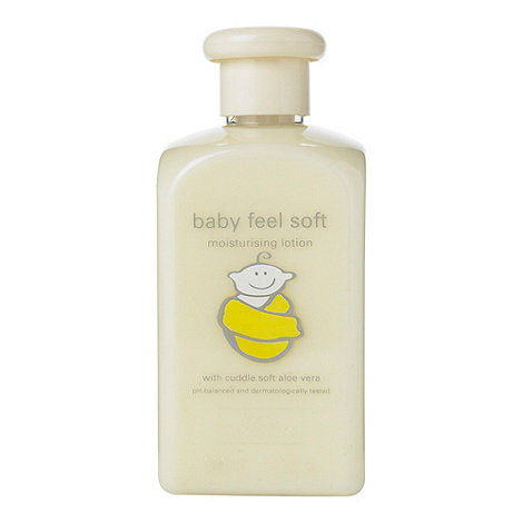 Arran Aromatics - Baby feel soft moisturising lotion