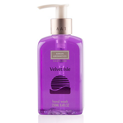 Arran Aromatics - Velvet Isle Hand Wash 250ml