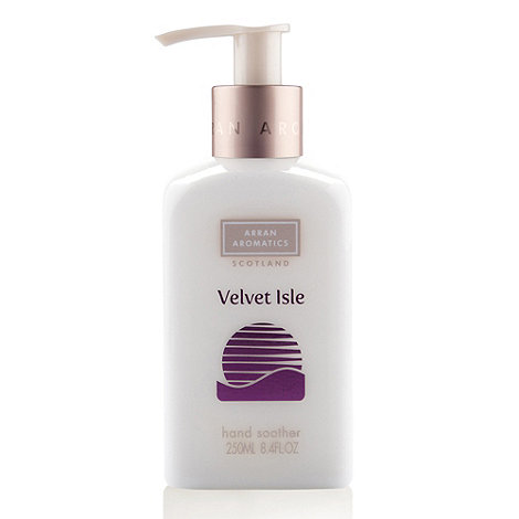 Arran Aromatics - Velvet Isle Hand Soother 250ml