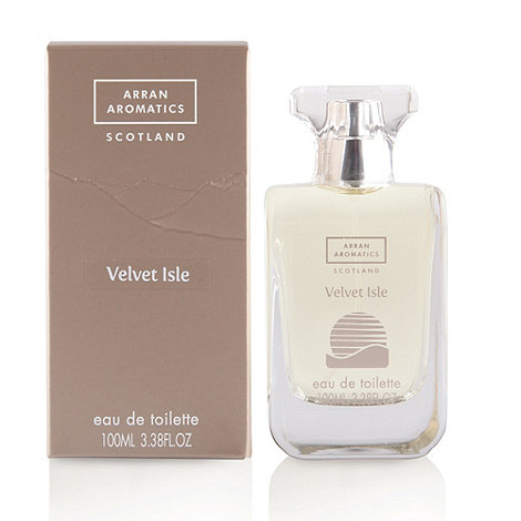 Arran Aromatics - Velvet Isle Eau de Toilette 100ml