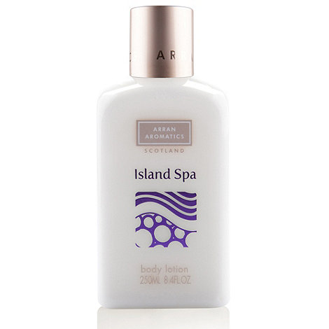 Arran Aromatics - +Island Spa+ body lotion 250ml