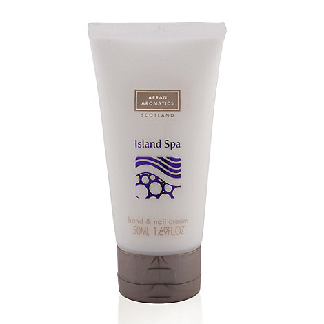 Arran Aromatics - +Island Spa+ hand and nail cream 50ml