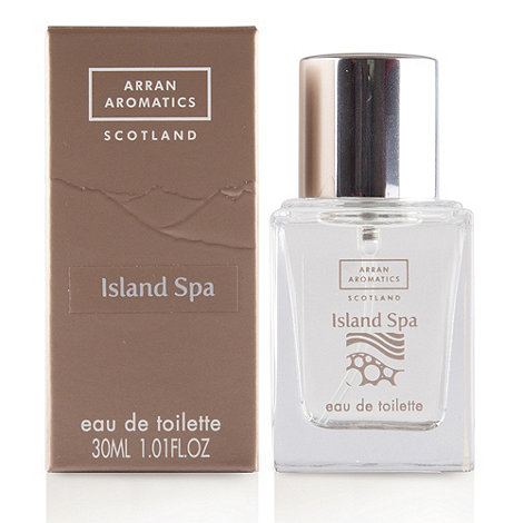 Arran Aromatics - Island Spa Eau de Toilette 30ml