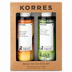 Korres - Shower Gel Duo
