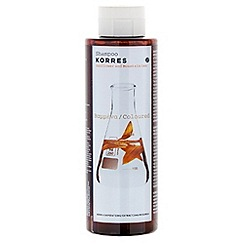 Korres - 'Sunflower And Mountain Tea' shampoo 250ml