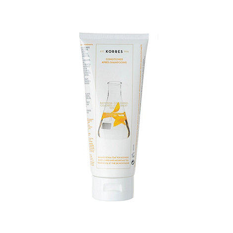 Korres - +Sunflower And Mountain Tea+ conditioner 200ml
