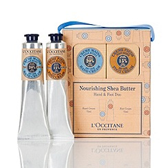 L'Occitane en Provence - Shea Hand and Foot Duo Gift Set