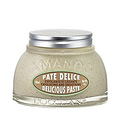 L'Occitane en Provence - 'Amande' exfoliating delicious body cream 200ml