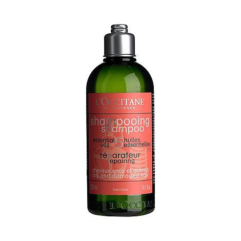 L+Occitane en Provence - Shampoo for dry & damaged hair 300ml