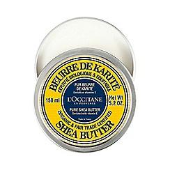 L'Occitane en Provence - Organic Pure Shea Butter 150ml
